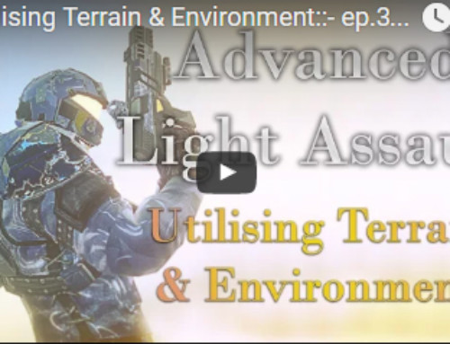 Advanced Icarus Light Assault, Episode 3